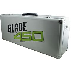 Protective Flight Case for the Blade 450 RC Helicopter L700 x W290 x H195mm