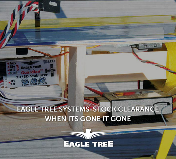 Eagle Tree Systems clearance